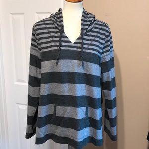 Sonoma XL Soft hoodie Sweatshirt Tunic 💙